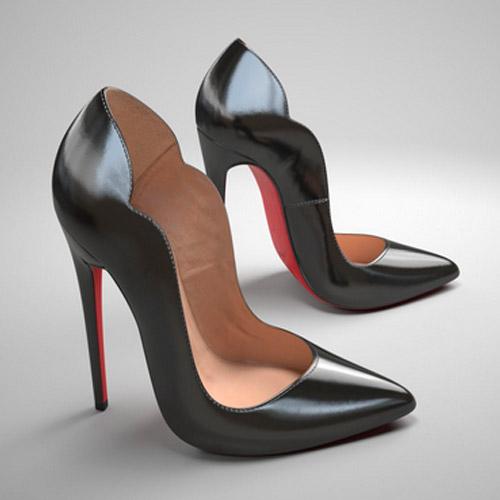 Configuration de chaussures