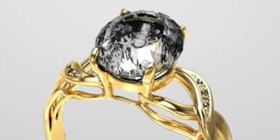 Diffusion de modèles 3D complexes de bijoux